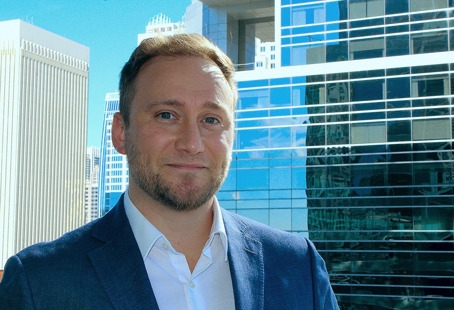 Joseph Hudson, Technical Recruiter